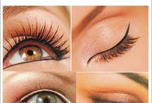 Oči / permanetní makeup, líčení