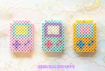 Perler Ideas / by Andrea Cutts