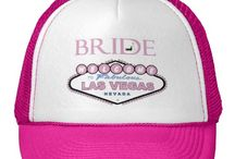 LV BRIDE HATS