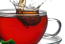 Rooibos and Honeybush Teas / Lovely, flavorful, beneficial herbal teas (thank you, South Africa, for these wonderful teas!)