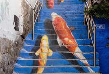 pintura na rua