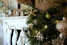Holiday decor / by Kerrie @ KFIT Bootcamp
