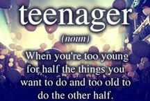 Teenager quotes