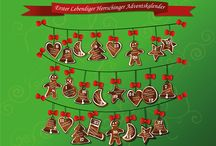 Living Advent calendar of Herrsching