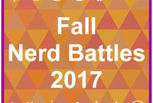 Fall Nerd Battles 2017