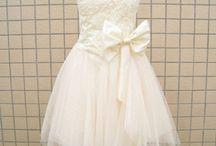 """le petite'' dress"