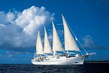 Windstar Cruises / Las mejores fotos de los cruceros velero de Windstar