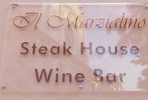 Il Marzialino Steak House and Wine Bar / Restaurant/Steak House