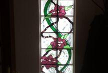 Tyffani / lamparas y vidrieras