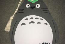 Totoro invitaciones