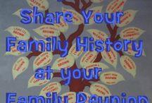 Genealogy / by Lauretta Roe