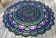 Midday Mandala by Julie Yeager