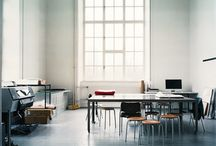 interior spaces / ideas and admiration for the skills it takes to create human spaces