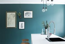 farebná stena