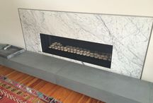 Fireplace Projects