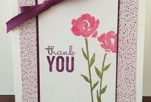 Stampin' Up! Painted Petals (RETIRED)
