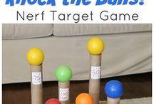 target stress game