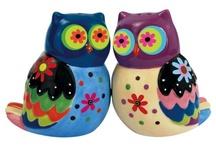 Owl Tableware
