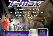 T-MAX   Natural testosterone boosters / MEMPERKENALKAN T-MAX NATURAL TESTOSTERONE BOOSTER!T-MAX AKAN BANTU ANDA DAPATKAN MUSCLE IDAMAN ANDA DENGAN SELAMAT, PANTAS DAN BERKESAN!!!  T-MAX merupakan supplement tambahan untuk lelaki yang ingin meningkatkan testosterone dalam badan, menaikkan muscle dengan cepat, mendapatkan muscle yang lebih padat dan kuat, meningkatkan stamina dan tenaga dan meningkatkan prestasi di ranjang dengan selamat dan berkesan.