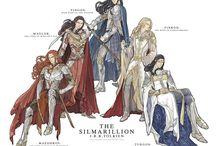 Tolkien / Ilustrações