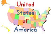2nd Grade USA Geography