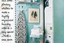 Home Ideas: Laundry