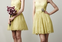 TLC - Bridesmaid Dresses