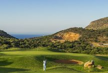 The Clubhouse at Crete Golf Club, facilities, Golf Academy, Course, Kriti, Crete, Kreta