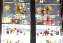 Adventsfenster / Eine Tradition in Niederhorbach