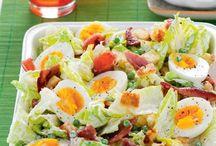 salades.