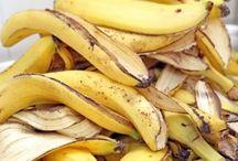 peaux banane