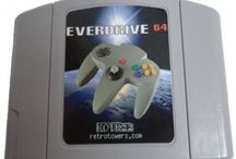 Everdrive and other Flashcarts / Everdrive and other Flashcarts. Play retro games on the real hardware through SD cards.