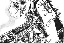 comics/drawings