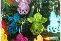 Crochet gifts for christmas