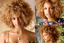 Natural Hair / by Nadia