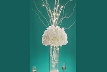 Centerpieces / Here are some really cool wedding centerpieces we love. To show off your centerpieces at your Chicago wedding consider pin spotting from MDM Entertainment. http://www.mdmentertainment.com/chicago-wedding-lighting-and-special-event-lighting#pinspots / by MDM Entertainment