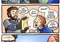 GoT Comics