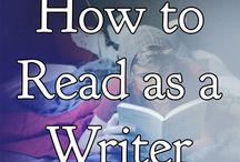 Reading To Improve Writing / If you're gonna write, you gotta read. Here's some great reasons why and great books to sink your teeth into.   #10MinuteNovelists #write #writers #writing