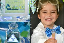 Mad scientist party / Mad scientist party idea