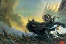 Fingolfin Vs Morgoth
