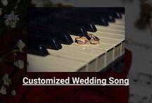 Wedding / Custom Song Creation