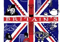 My biggest dream: Great Britain♥