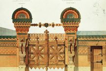 ARCHITECTURE: Russian style