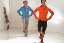 Trainingsvideos / Videos zum Bauchtraining, Rückentraining, Workout, zu Dehnen,