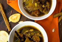 Recetas con CALABAZA / Las mejores recetas con el producto de esta temporada: LA CALABAZA, ¡Disfrútalas para el otoño, día de muertos o HALLOWEEN!