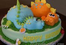 Dinosaur Theme Birthday / Ideas for Cooper and Sebastian's Dinosaur birthday party