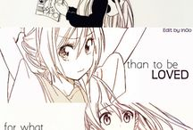 Nisekoi / Yes I obviously only ship Raku with Chitoge lol sorry