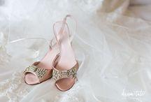 Wedding Shoes / Wedding shoes as photographed by Dana Tate www.danatateweddings.com