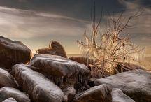 Landscapes, nature / Коллекция фотографий и полезная инфа