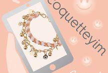 Coquet Accessories / Coquet Accessories mağazalarında %50'ye varan indirim günleri başladı!  www.coquet.com.tr